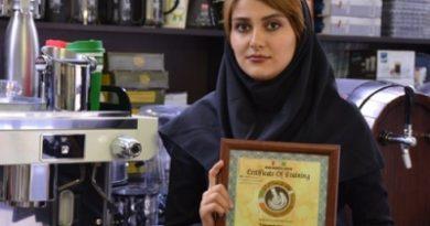 فاطمه کاظمی
