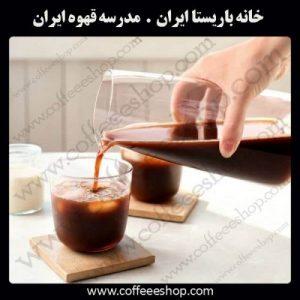 مجتمع فنی قهوه و باریستا ایران