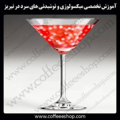تبریز – آموزش حرفه ای میکسولوژی و نوشیدنی های سرد با مجوز فنی حرفه ای