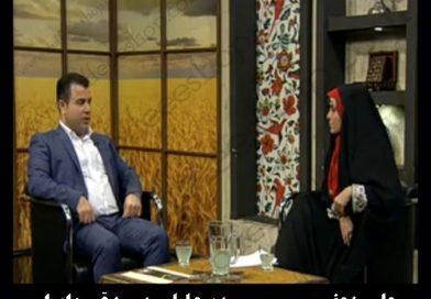 علی زعفری کارآفرین برتر صنعت قهوه و کافی شاپ در گفتگو با جام جم tv