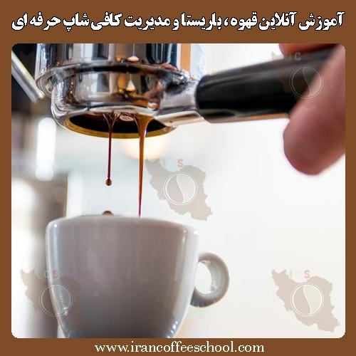 »»» آموزش آنلاین قهوه ، باریستا و مدیریت کافی شاپ حرفه ای | کلیک کنید...