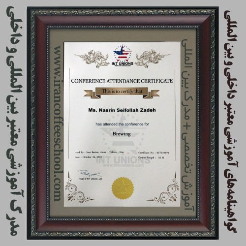گواهینامه و مدرک معتبر بین المللی ای ان تی InT از آمریکا - گواهینامه مهارت آموزی بین المللی و داخلی