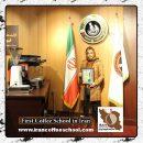 منا وهابی پور مدرک بین المللی میکسولوژی | آموزش تخصصی نوشیدنی های سرد