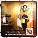 مسعود نجفی جبلی مدرک بین المللی باریستا | آموزش قهوه، باریستا و مدیریت کافی شاپ